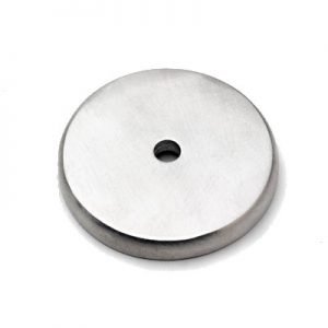 Mood 088 Solid Satin Pewter Finish Base Plate