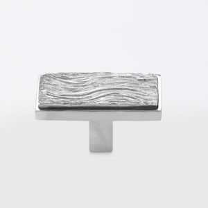 Mood 137 Solid Satin Pewter Finish Cabinet Handle