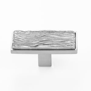 Mood 138 Solid Satin Pewter Finish Cabinet Handle