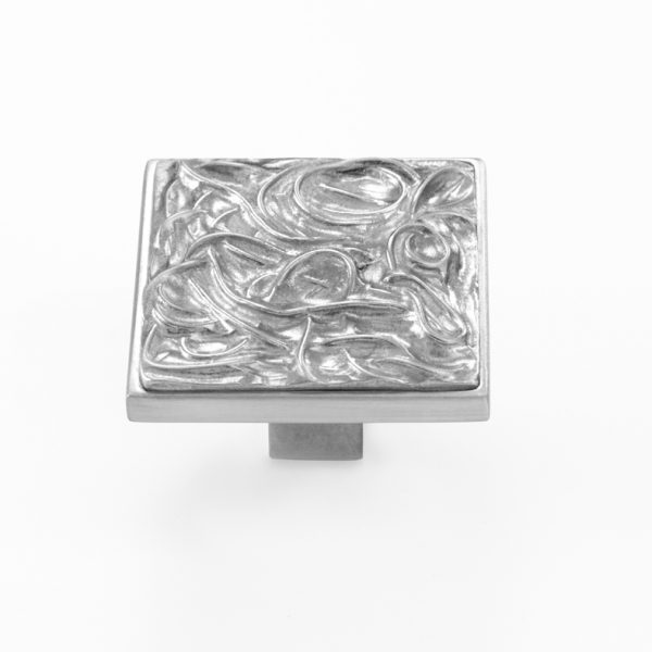 Mood 139 Solid Satin Pewter Finish Cabinet Handle